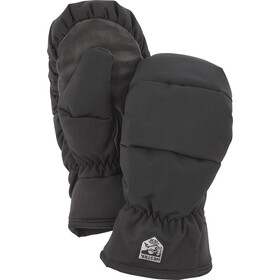 Hestra Swiss Wool Merino Mittens Barn black